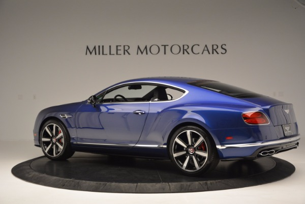 Used 2017 Bentley Continental GT V8 S for sale $146,900 at Bugatti of Greenwich in Greenwich CT 06830 4