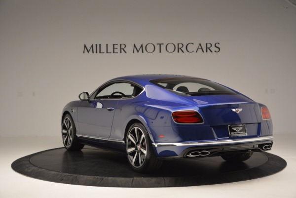 Used 2017 Bentley Continental GT V8 S for sale Sold at Bugatti of Greenwich in Greenwich CT 06830 5
