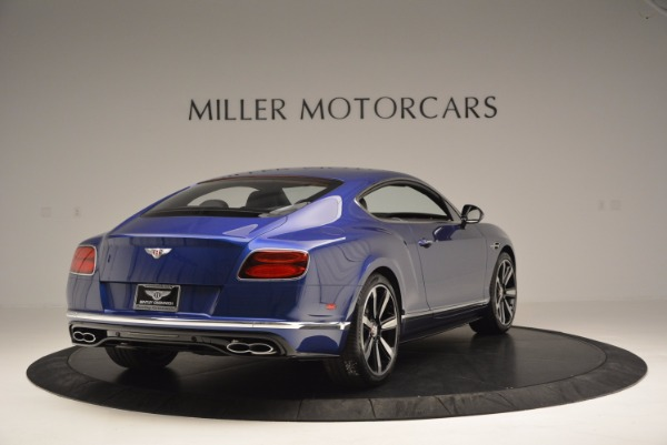 Used 2017 Bentley Continental GT V8 S for sale Sold at Bugatti of Greenwich in Greenwich CT 06830 7