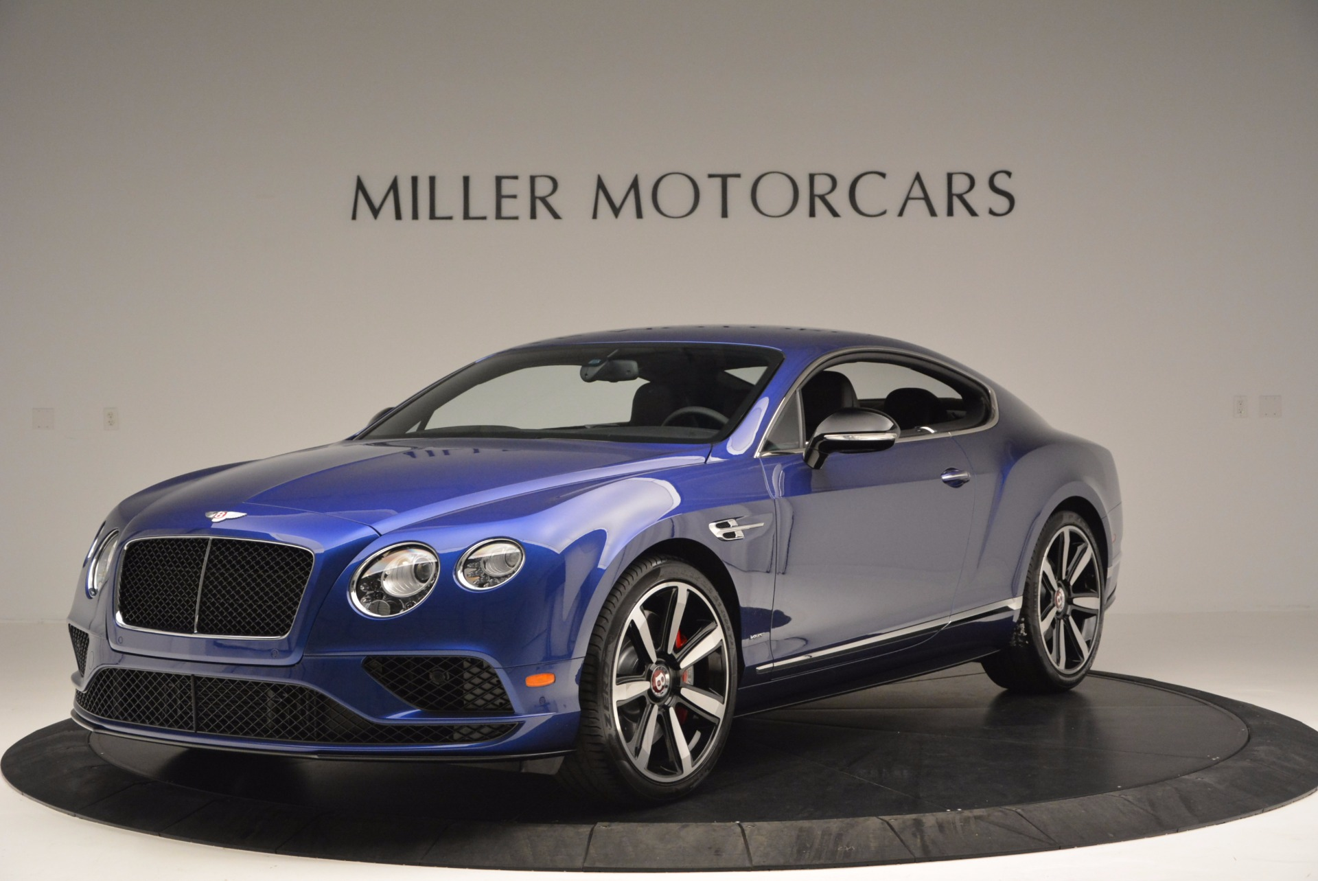 Used 2017 Bentley Continental GT V8 S for sale Sold at Bugatti of Greenwich in Greenwich CT 06830 1
