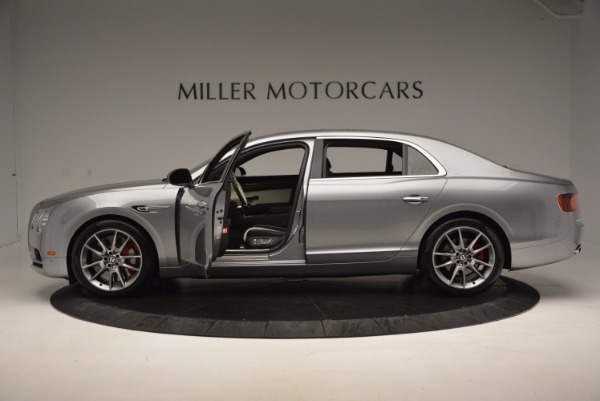 New 2017 Bentley Flying Spur V8 S for sale Sold at Bugatti of Greenwich in Greenwich CT 06830 12