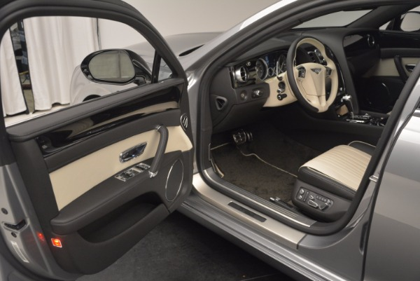 New 2017 Bentley Flying Spur V8 S for sale Sold at Bugatti of Greenwich in Greenwich CT 06830 13