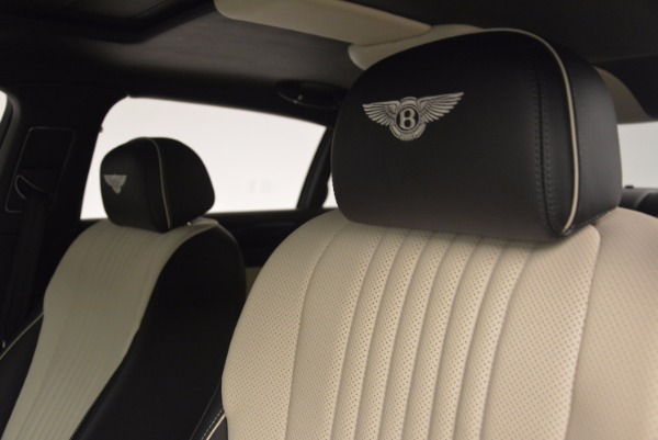 New 2017 Bentley Flying Spur V8 S for sale Sold at Bugatti of Greenwich in Greenwich CT 06830 16