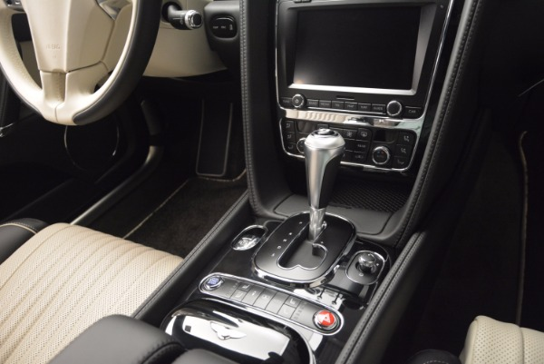 New 2017 Bentley Flying Spur V8 S for sale Sold at Bugatti of Greenwich in Greenwich CT 06830 26
