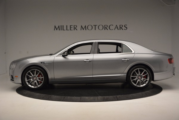 New 2017 Bentley Flying Spur V8 S for sale Sold at Bugatti of Greenwich in Greenwich CT 06830 4