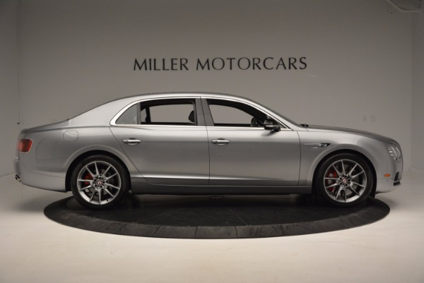 New 2017 Bentley Flying Spur V8 S for sale Sold at Bugatti of Greenwich in Greenwich CT 06830 8