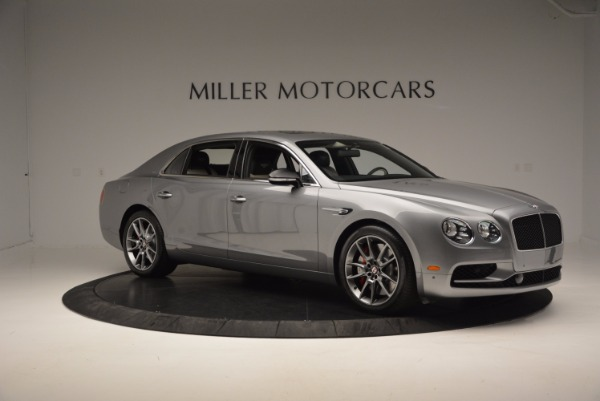 New 2017 Bentley Flying Spur V8 S for sale Sold at Bugatti of Greenwich in Greenwich CT 06830 9