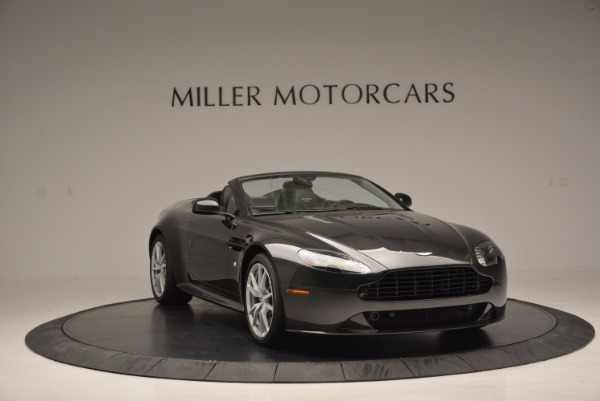 Used 2016 Aston Martin V8 Vantage S Roadster for sale Sold at Bugatti of Greenwich in Greenwich CT 06830 10