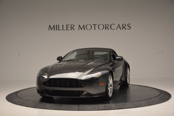 Used 2016 Aston Martin V8 Vantage S Roadster for sale Sold at Bugatti of Greenwich in Greenwich CT 06830 13
