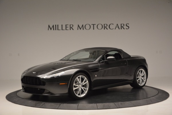 Used 2016 Aston Martin V8 Vantage S Roadster for sale Sold at Bugatti of Greenwich in Greenwich CT 06830 14
