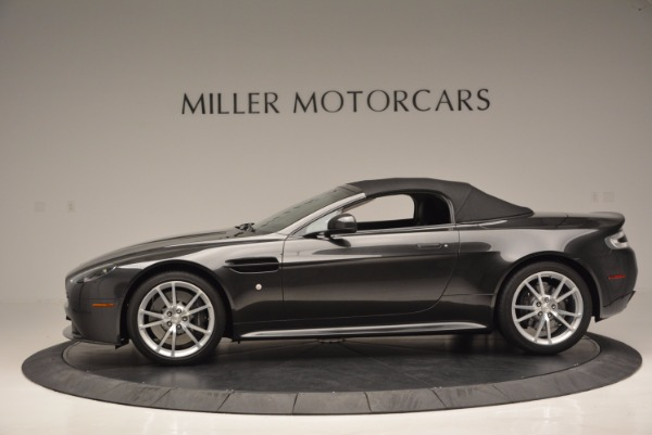 Used 2016 Aston Martin V8 Vantage S Roadster for sale Sold at Bugatti of Greenwich in Greenwich CT 06830 15