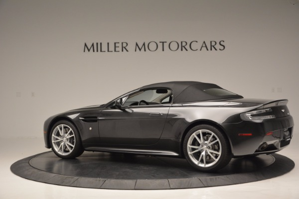 Used 2016 Aston Martin V8 Vantage S Roadster for sale Sold at Bugatti of Greenwich in Greenwich CT 06830 16
