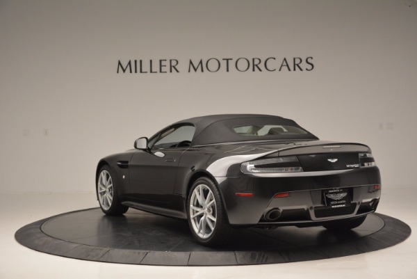 Used 2016 Aston Martin V8 Vantage S Roadster for sale Sold at Bugatti of Greenwich in Greenwich CT 06830 17
