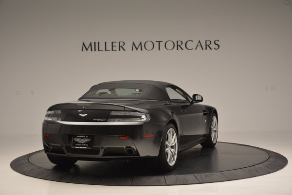Used 2016 Aston Martin V8 Vantage S Roadster for sale Sold at Bugatti of Greenwich in Greenwich CT 06830 19