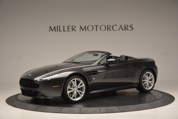 Used 2016 Aston Martin V8 Vantage S Roadster for sale Sold at Bugatti of Greenwich in Greenwich CT 06830 2