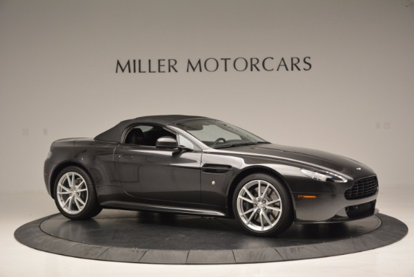Used 2016 Aston Martin V8 Vantage S Roadster for sale Sold at Bugatti of Greenwich in Greenwich CT 06830 22