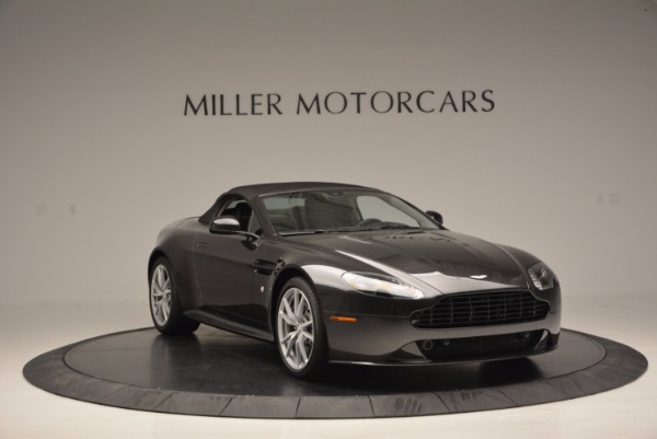 Used 2016 Aston Martin V8 Vantage S Roadster for sale Sold at Bugatti of Greenwich in Greenwich CT 06830 23