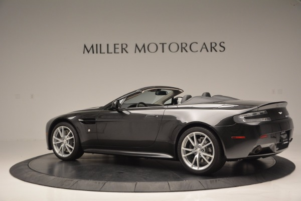 Used 2016 Aston Martin V8 Vantage S Roadster for sale Sold at Bugatti of Greenwich in Greenwich CT 06830 4