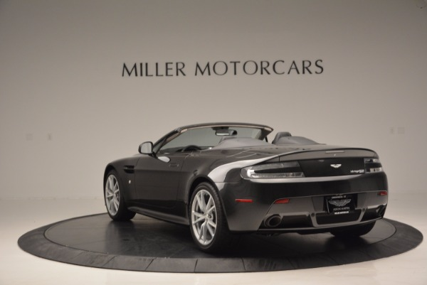 Used 2016 Aston Martin V8 Vantage S Roadster for sale Sold at Bugatti of Greenwich in Greenwich CT 06830 5