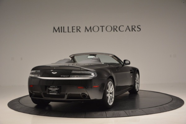 Used 2016 Aston Martin V8 Vantage S Roadster for sale Sold at Bugatti of Greenwich in Greenwich CT 06830 6