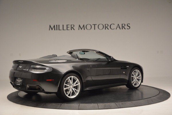 Used 2016 Aston Martin V8 Vantage S Roadster for sale Sold at Bugatti of Greenwich in Greenwich CT 06830 7
