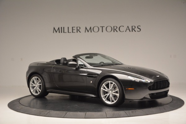 Used 2016 Aston Martin V8 Vantage S Roadster for sale Sold at Bugatti of Greenwich in Greenwich CT 06830 9