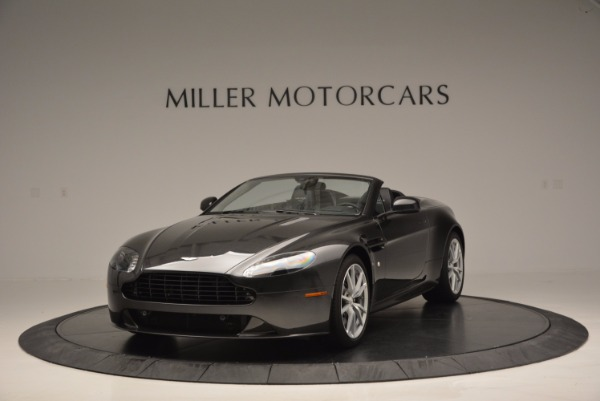 Used 2016 Aston Martin V8 Vantage S Roadster for sale Sold at Bugatti of Greenwich in Greenwich CT 06830 1