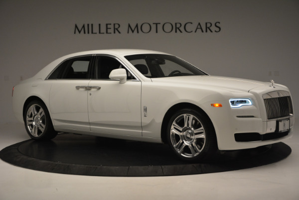Used 2016 Rolls-Royce Ghost Series II for sale Sold at Bugatti of Greenwich in Greenwich CT 06830 11