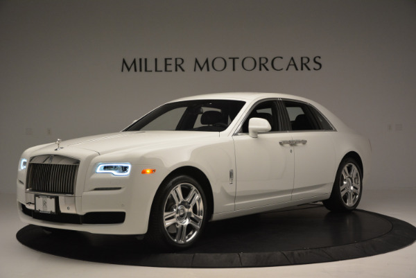 Used 2016 Rolls-Royce Ghost Series II for sale Sold at Bugatti of Greenwich in Greenwich CT 06830 3