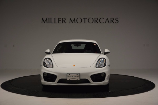 Used 2014 Porsche Cayman S for sale Sold at Bugatti of Greenwich in Greenwich CT 06830 12