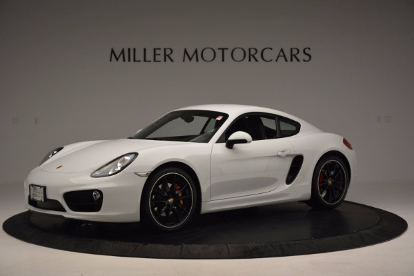 Used 2014 Porsche Cayman S for sale Sold at Bugatti of Greenwich in Greenwich CT 06830 2