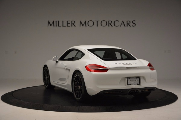 Used 2014 Porsche Cayman S for sale Sold at Bugatti of Greenwich in Greenwich CT 06830 5