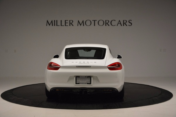 Used 2014 Porsche Cayman S for sale Sold at Bugatti of Greenwich in Greenwich CT 06830 6