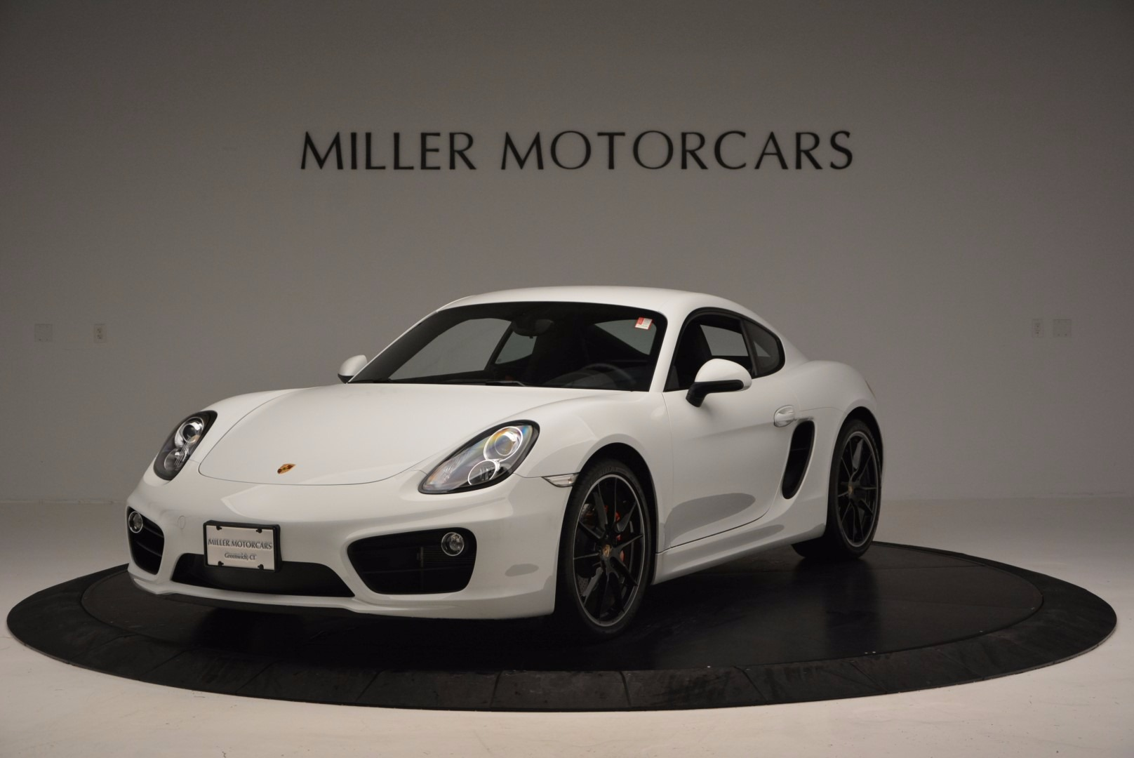 Used 2014 Porsche Cayman S for sale Sold at Bugatti of Greenwich in Greenwich CT 06830 1