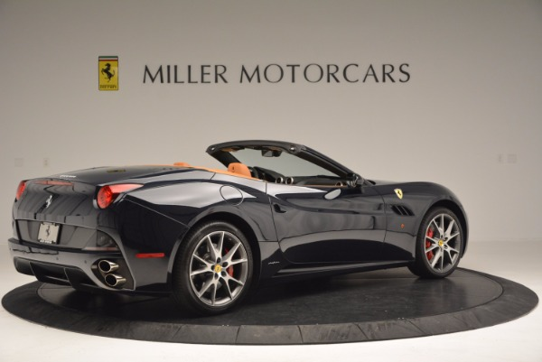Used 2010 Ferrari California for sale Sold at Bugatti of Greenwich in Greenwich CT 06830 8