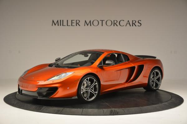 Used 2013 McLaren MP4-12C Base for sale Sold at Bugatti of Greenwich in Greenwich CT 06830 13