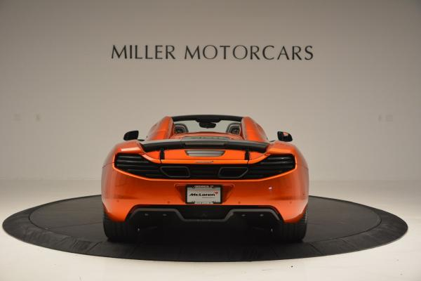 Used 2013 McLaren MP4-12C Base for sale Sold at Bugatti of Greenwich in Greenwich CT 06830 6
