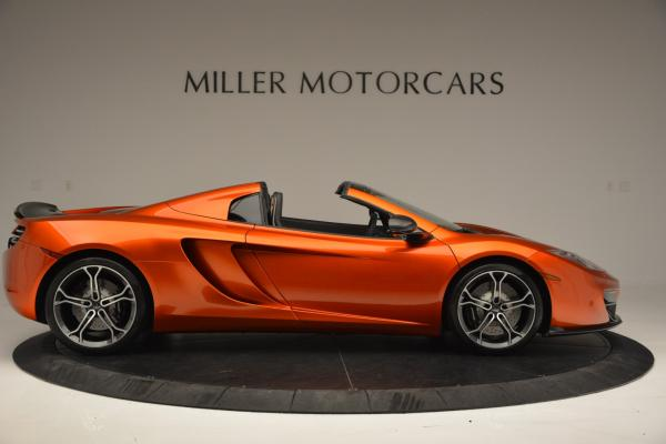 Used 2013 McLaren MP4-12C Base for sale Sold at Bugatti of Greenwich in Greenwich CT 06830 9