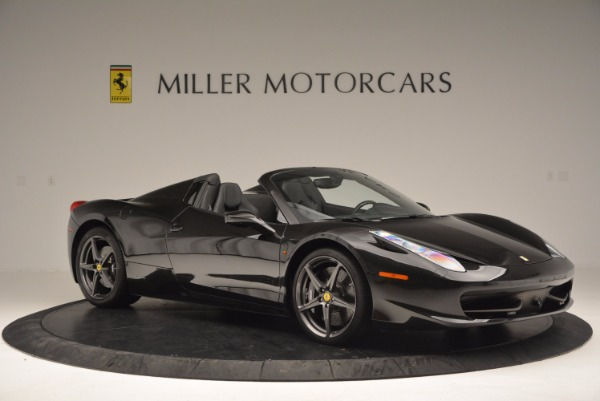 Used 2015 Ferrari 458 Spider for sale Sold at Bugatti of Greenwich in Greenwich CT 06830 10
