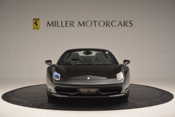 Used 2015 Ferrari 458 Spider for sale Sold at Bugatti of Greenwich in Greenwich CT 06830 12
