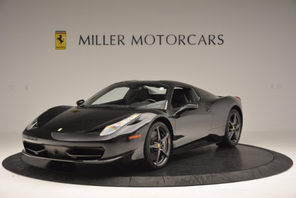 Used 2015 Ferrari 458 Spider for sale Sold at Bugatti of Greenwich in Greenwich CT 06830 13