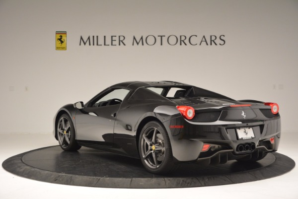 Used 2015 Ferrari 458 Spider for sale Sold at Bugatti of Greenwich in Greenwich CT 06830 17