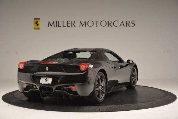 Used 2015 Ferrari 458 Spider for sale Sold at Bugatti of Greenwich in Greenwich CT 06830 19