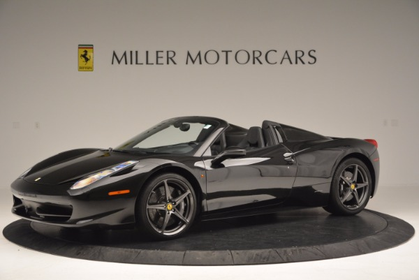 Used 2015 Ferrari 458 Spider for sale Sold at Bugatti of Greenwich in Greenwich CT 06830 2