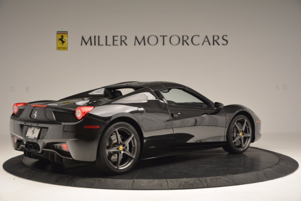 Used 2015 Ferrari 458 Spider for sale Sold at Bugatti of Greenwich in Greenwich CT 06830 20
