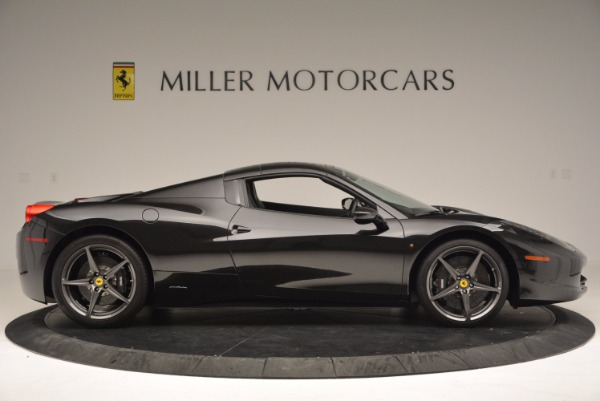 Used 2015 Ferrari 458 Spider for sale Sold at Bugatti of Greenwich in Greenwich CT 06830 21