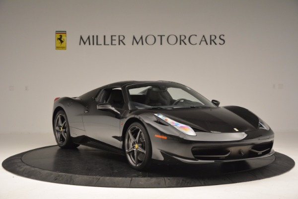 Used 2015 Ferrari 458 Spider for sale Sold at Bugatti of Greenwich in Greenwich CT 06830 23