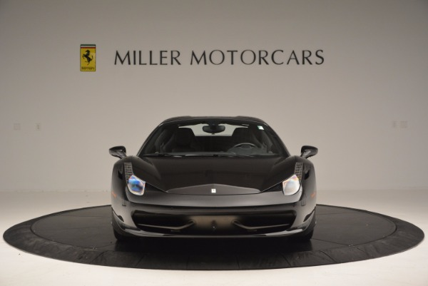Used 2015 Ferrari 458 Spider for sale Sold at Bugatti of Greenwich in Greenwich CT 06830 24