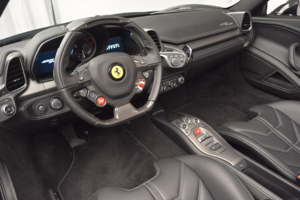Used 2015 Ferrari 458 Spider for sale Sold at Bugatti of Greenwich in Greenwich CT 06830 25