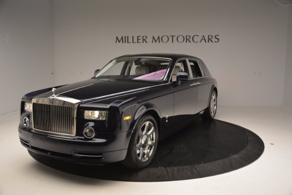 Used 2011 Rolls-Royce Phantom for sale Sold at Bugatti of Greenwich in Greenwich CT 06830 2